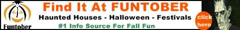 Find Halloween haunted houses at Funtober